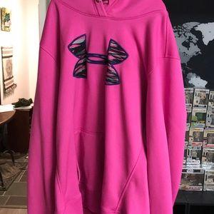 Under armor lrg hoodie